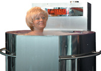 The Cryotherapy balneal procedure
